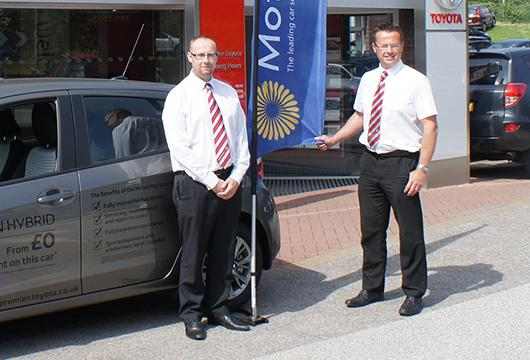 Meet our Motability Experts