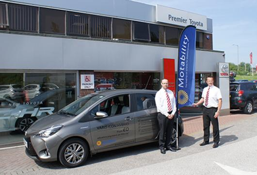 Our Motability Experts